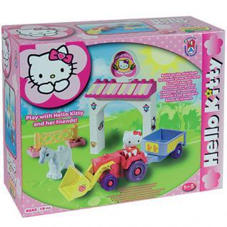 Hello Kitty Bauernhof