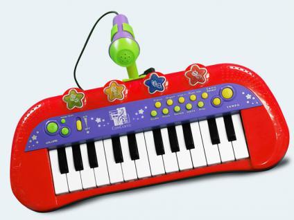 Keyboard für Kinder mit 24 Tasten