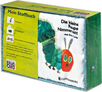 Die kleine Raupe Nimmersatt - Mein Stoffbuch