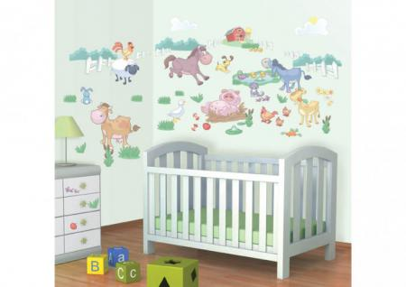 Walltastic Mini Kit Baby Fun on the Farm