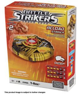 Battle Strikers Kreisel, Serie 1, 6fach sortiert