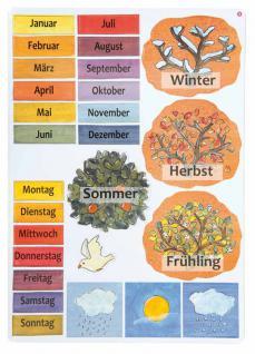 Magnetkalender - Vorschau 2