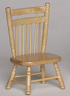 Stuhl für Puppenhaus, Höhe 80