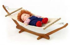 Puppen-Hängematte