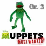 Plüsch Muppets Kermit