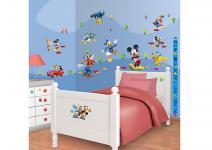 Walltastic Mini Kit Disney Mickey Mouse