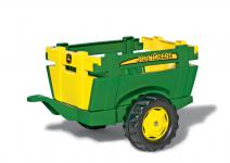 rolly toys Anhänger Farm Trailer John Deere