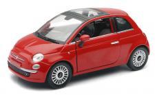 D/C Fiat 500 2007 Spritzgussmodell, M 1:24