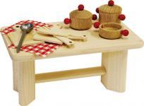 Küchenset fürs Puppenhaus