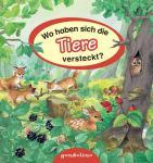 Pappbilderbuch Wo haben sich die Tiere versteckt