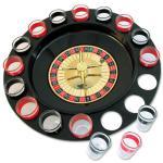 Trinkspiel - Schnaps-Roulette