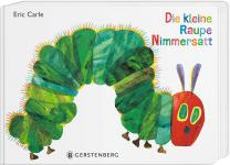 Pappbuch Die kleine Raupe Nimmersatt, limitierte Geschenkausgabe