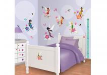 Walltastic Mini Kit Disney Fairies