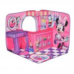 Spielzelt 3D Kulisse Minnie Mouse