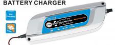 Batterieladegerät, 8-stufig, vollautomatisch