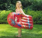 Matratze, 100x50 cm, für Kinder mit Sichtfenster