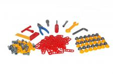 Werkzeugset für Kinder, Set Nr.5, farblich sortierte Ware