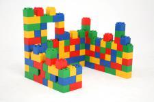 Bausteine XXL, 72 Teile