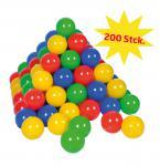 Bälleset 200 Stück im Netz