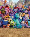 Walltastic Fototapete Disney Monsters University