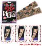 Tattoo-Ärmel, 2 Stück, sortierte Ware