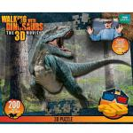 Walking with Dinosaurs - WWD - Puzzle 3D