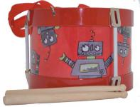 Metalltrommel Roboter