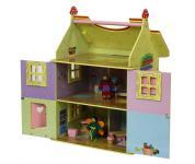 Magic Garden Puppenhaus kompl. möbliert