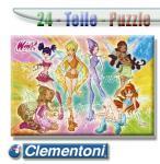 Clementoni Puzzle 24 HappyColor Winx