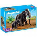 Playmobil Mammut mit Baby