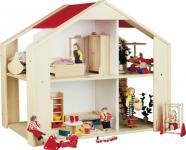 Puppenhaus Sonnenschein, ohne Möbel und Zubehör