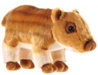 Plüschtier - Streichelzoo Wildschwein