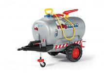 rollyTanker, Fassanhänger Einachser mit Pumpe und Spritze