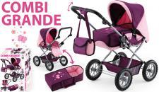 Kombi-Puppenwagen Grande