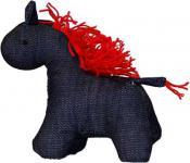 Stofftierchen Jeans-Pony