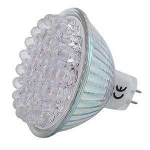 EAXUS MR16 38 LED Strahler MR 16 - Gu5, 3 12V