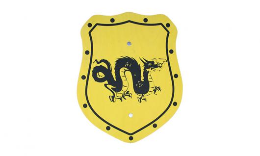 Schild Elegant, Motiv Schlangendrache,