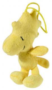 Plüschfigur PEANUTS - Woodstock mini, Grösse 10 cm