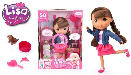 Puppe Lisa Best Friends,
