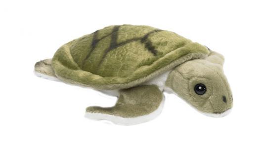 Plüschtier WWF Meeresschildkröte,