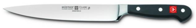 Wüsthof Zubereitungsmesser Küchenmesser Schinkenmesser 20 cm aus Solingen