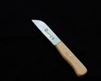 Zwiebelmesser Gußstahl 10 cm.