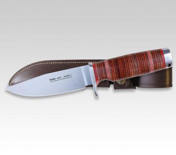 Jagdmesser Mark 1&2 Leder von Linder aus Solingen