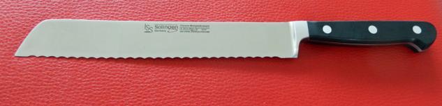 Brotmesser - Elite Tradition- Klingenlänge 20 cm.