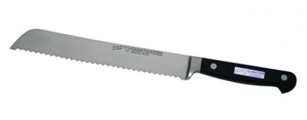 Brotmesser SABATIER TROMPETTE Klingenlänge: 20 cm