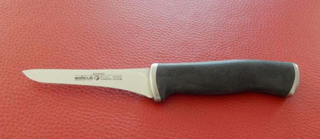 Gemüsemesser - Tourniermesser 8 cm aus Rasierklingenstahl