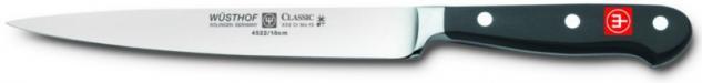 Wüsthof Zubereitungsmesser Küchenmesser Schinkenmesser 18 cm. aus Solingen