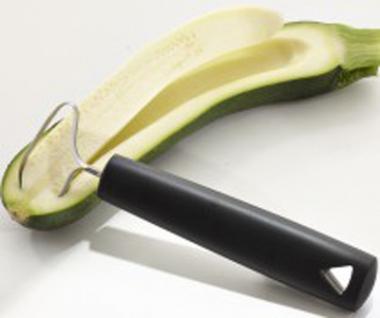 triangle® aus Solingen Entkerner für Obst und Gemüse Obstentkerner Gemüseentkerner