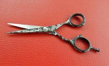 """Friseurscheren Diamond E Day 5"""" 13 cm aus Solingen"""