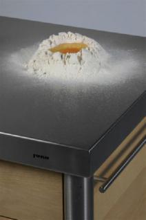 JOKO Küchenwagen mit Ablagen aus Edelstahl - Vorschau 2